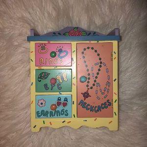 90's Jewelry Box